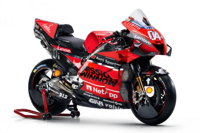Power Mesin MotoGP