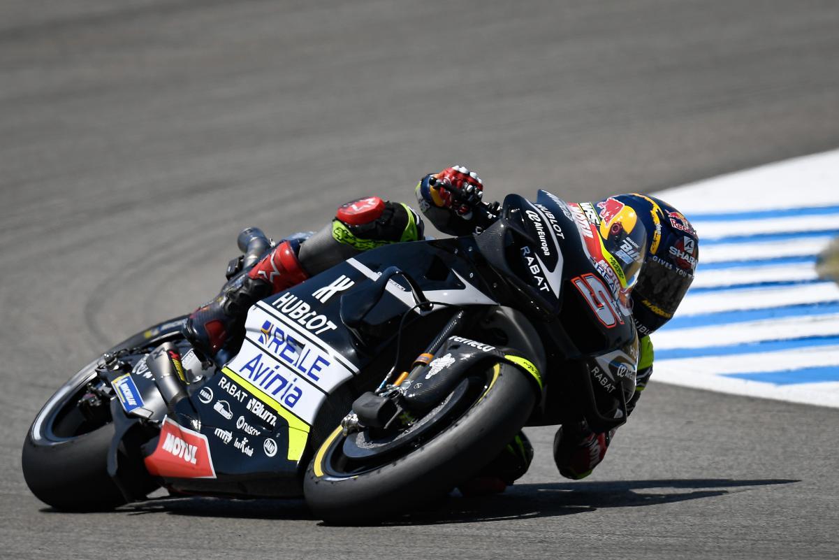 FP2 MotoGP Ceko