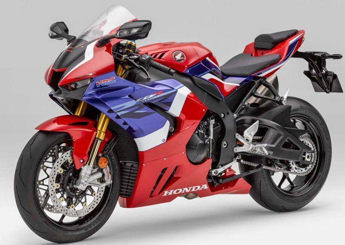 Honda CBR1000RR-R Indonesia