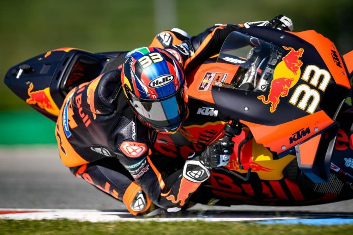 KTM Juara MotoGP