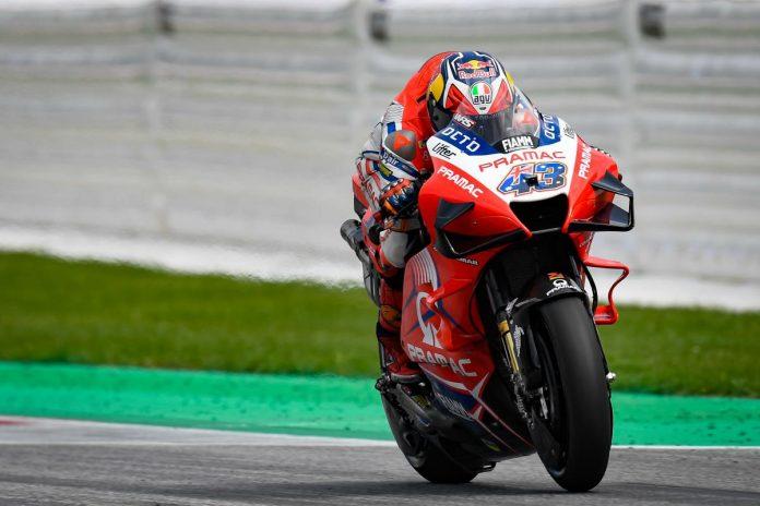 FP1 MotoGP Styria 2020
