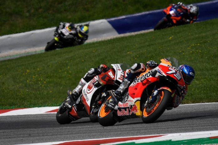 Klasemen Sementara MotoGP Austria