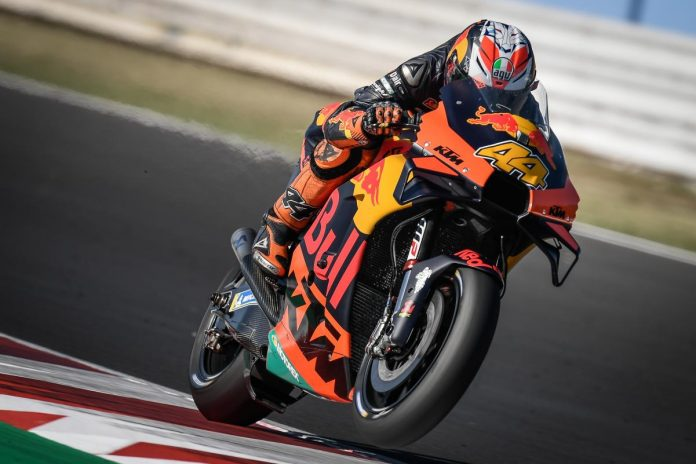 Tes MotoGP Misano