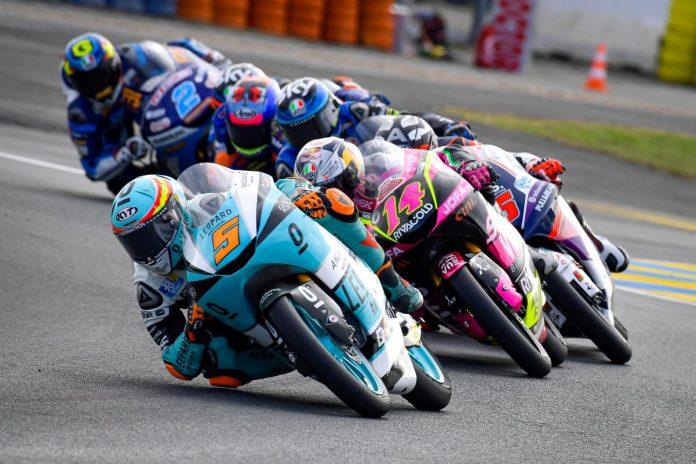 Moto3 Aragon