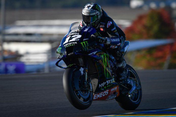 FP1 MotoGP Aragon 2020