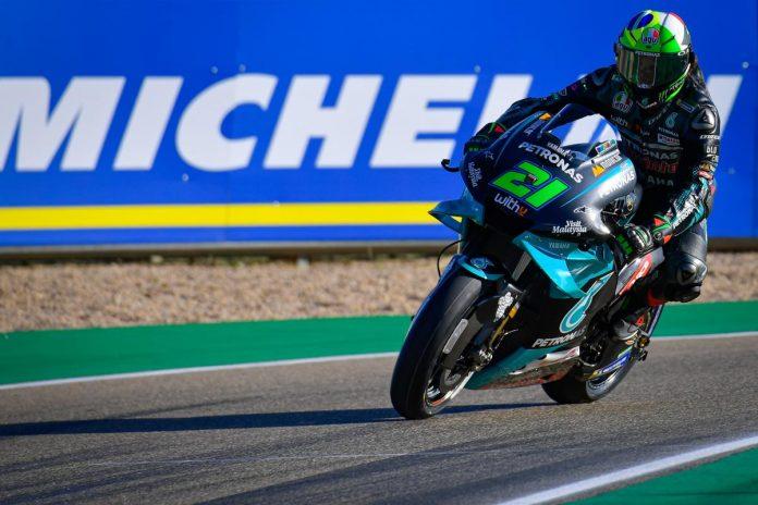 FP3 MotoGP Aragon