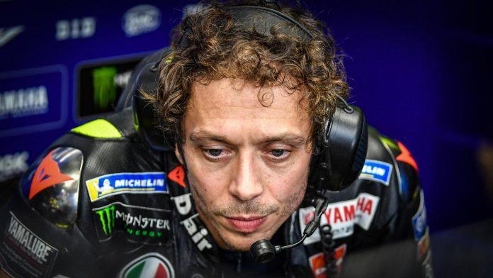 Kronologi Valentino Rossi Positif Covid-19