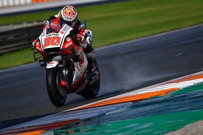 FP1 MotoGP Valencia
