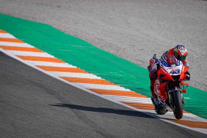 FP2 MotoGP Valencia
