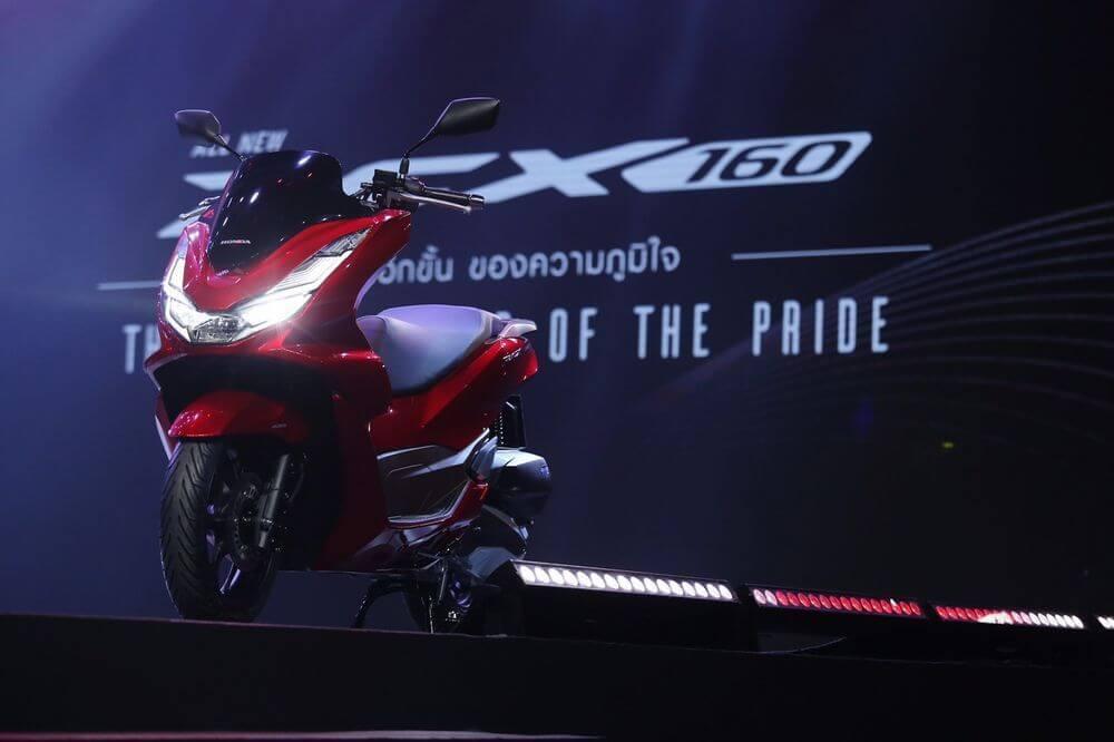All New PCX 160 Thailand