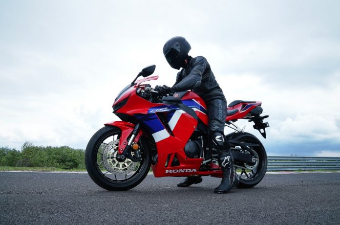 CBR600RR Indonesia