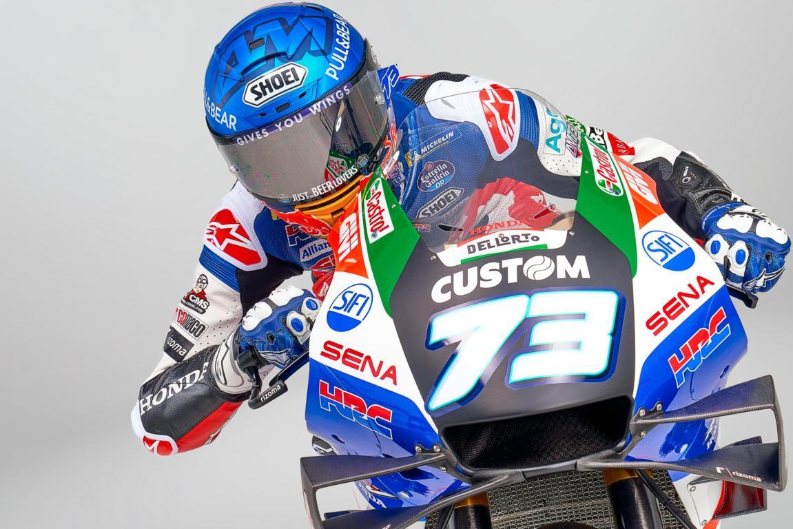 Alex Marquez LCR