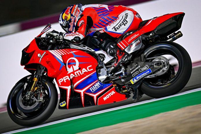 Top speed MotoGP Qatar