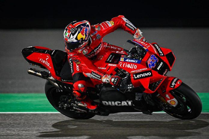 Tes MotoGP Qatar