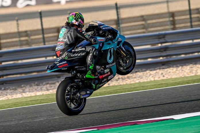 FP3 MotoGP Qatar