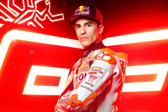 Marc Marquez MotoGP Qatar