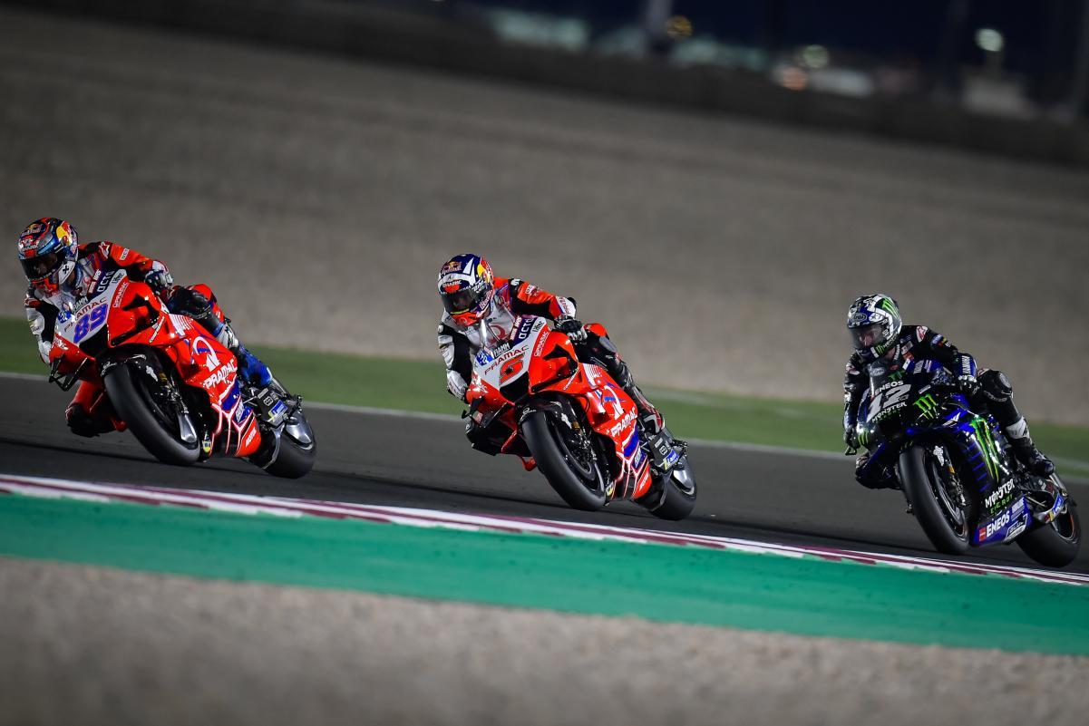 Vinales MotoGP Doha