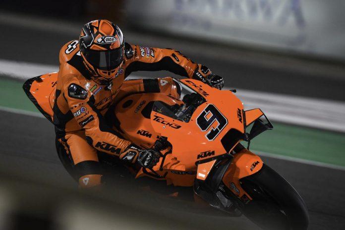 Danilo Petrucci KTM