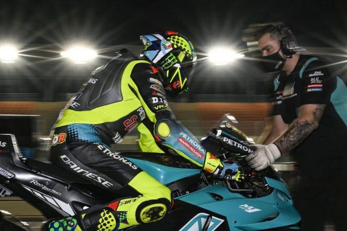 Rossi MotoGP Doha