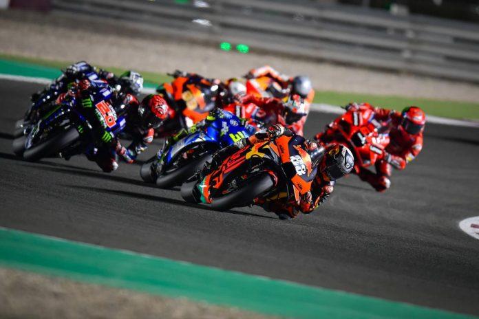 Jadwal MotoGP Portugal 2021