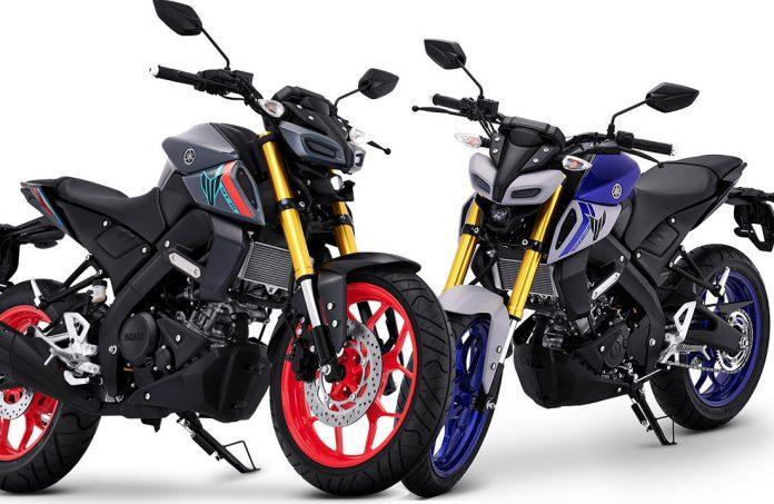 Yamaha MT-15 Versi 2021