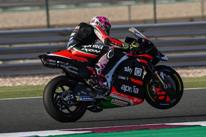FP1 MotoGP Doha 2021