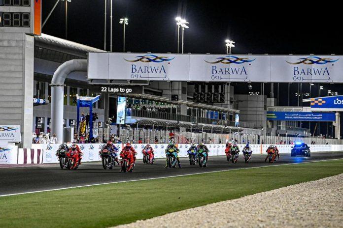 Jadwal MotoGP Doha 2021