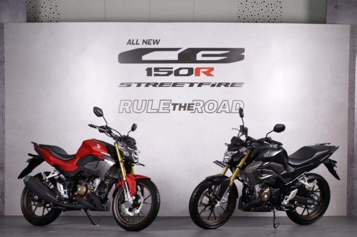 All New CB150R