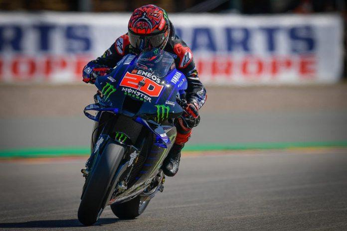Fp3 MotoGP Jerman