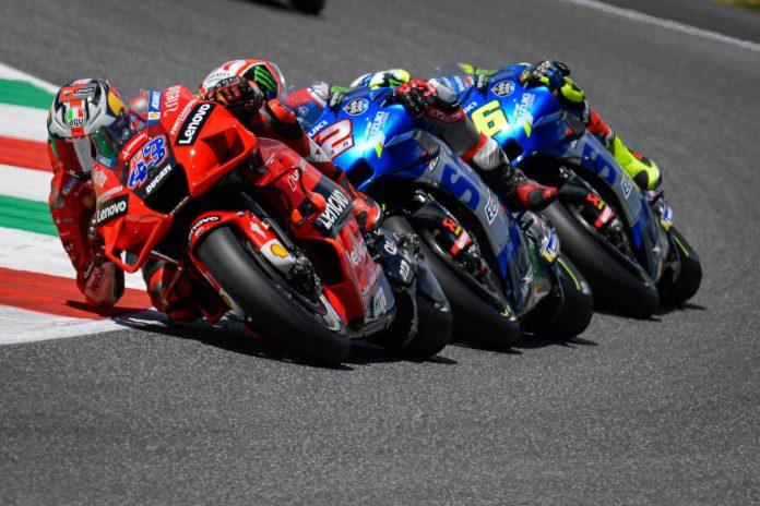 Jadwal MotoGP Catalunya 2021