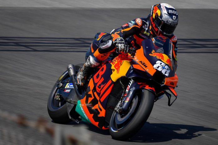 FP2 MotoGP Jerman