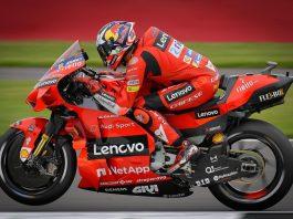 FP3 MotoGP Inggris